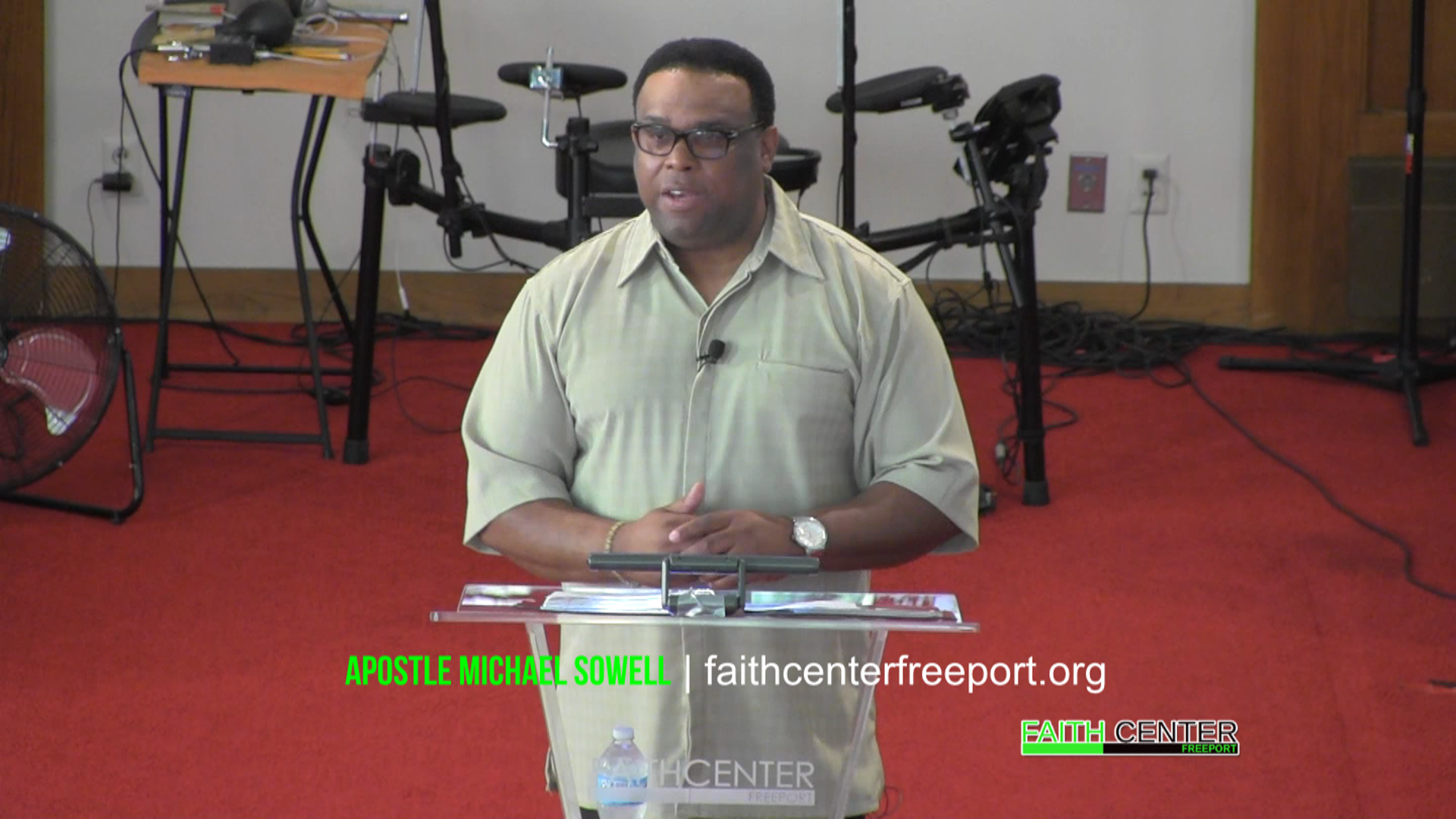 A New Way To Think – Apostle Michael Sowell