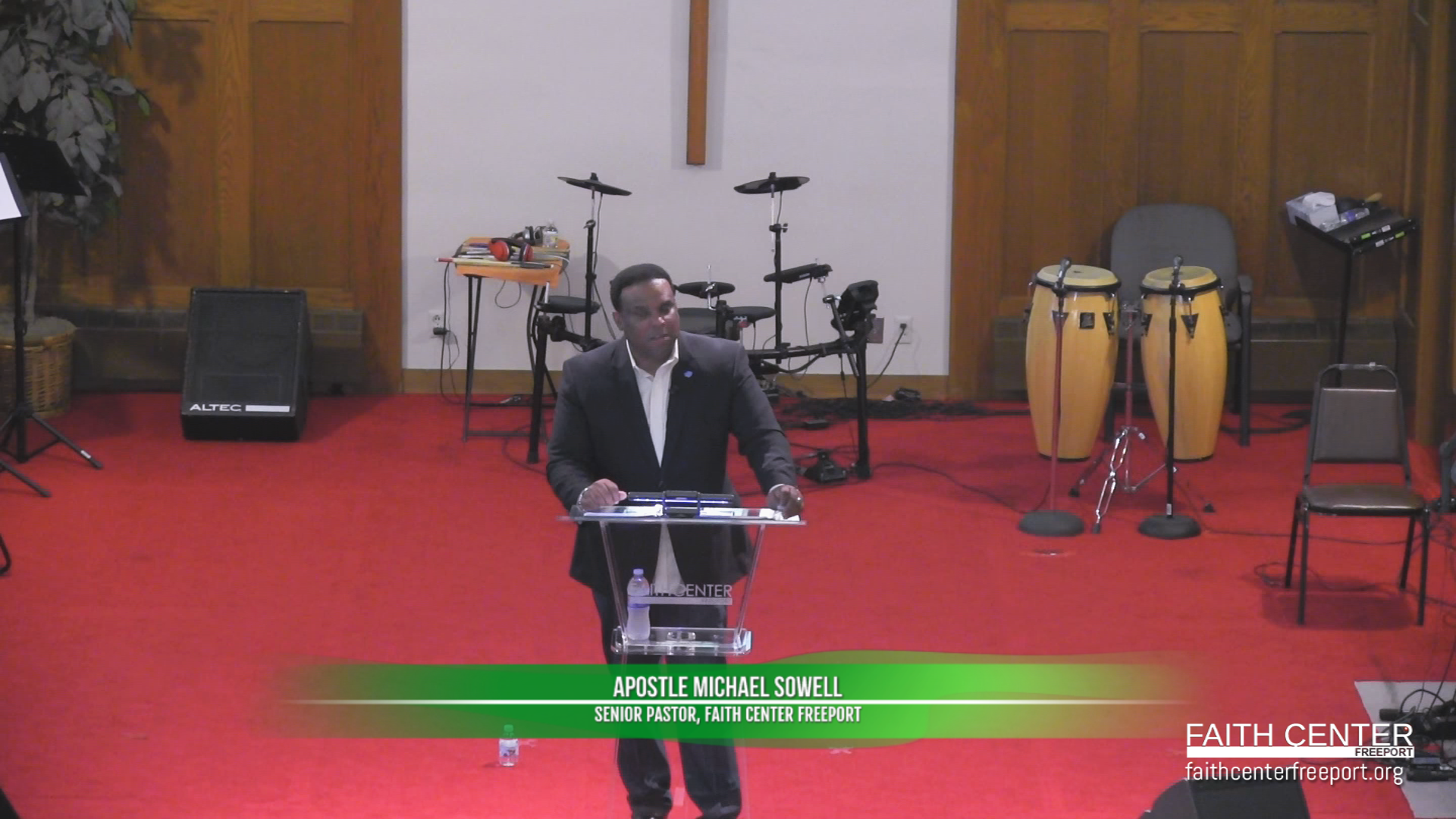 Be Real – Apostle Michael Sowell