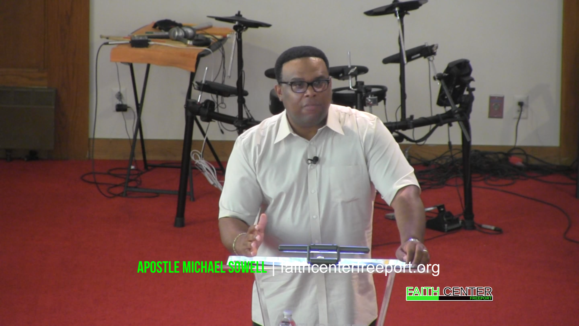 Develop Faith – Apostle Michael Sowell