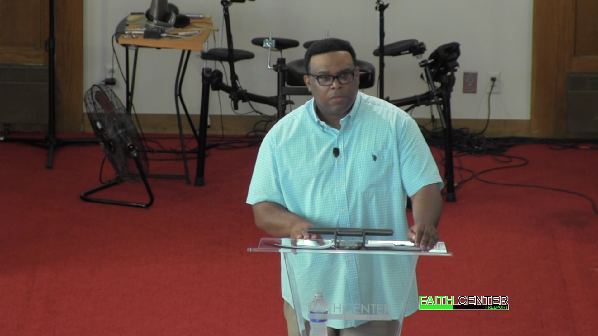 Stay Connected To The Vine – Apostle Michael Sowell