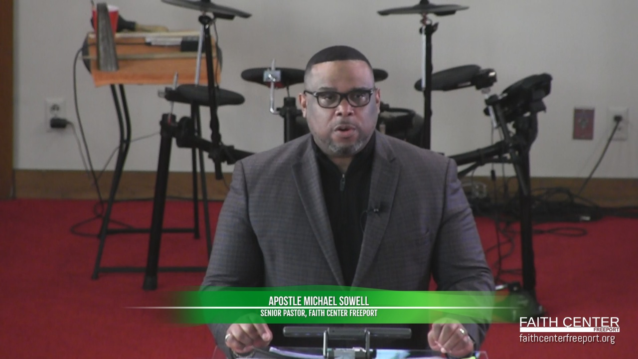 Apostle Michael Sowell – Understanding The Seasons