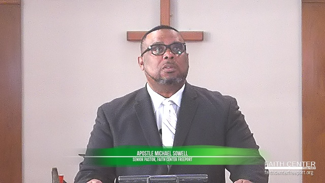Apostle Michael Sowell – When I See The Blood I Will Pass By
